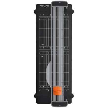 Fiskars skæremaskine SureCut - Genbrugspapirskærer 22 cm A5