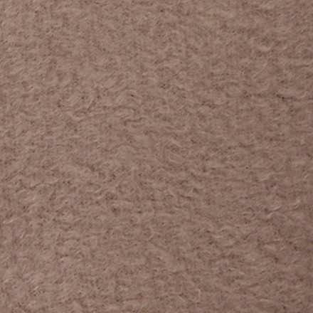 Fleece længde 125 cm bredde 150 cm grå   200 g/m2