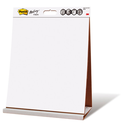 Flipover - Post-it 563 bordmodel 508 x 584 mm med 20 ark