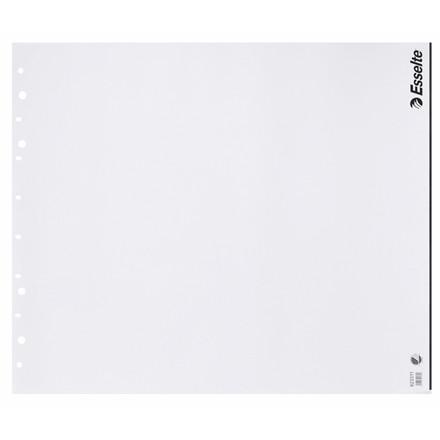 Flipoverpapir blank Esselte 72 x 85 cm - 25 ark