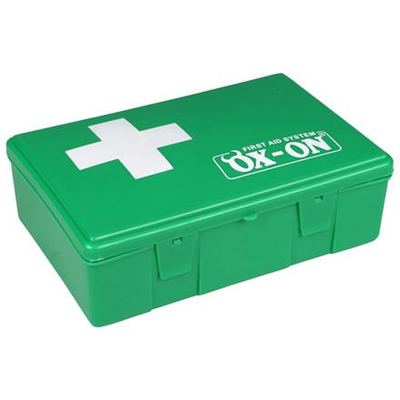 Førstehjælpskasse Ox-on - Med indhold