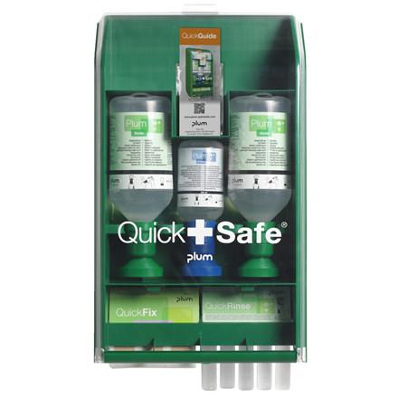 Førstehjælpsstation, QuickSafe, steril