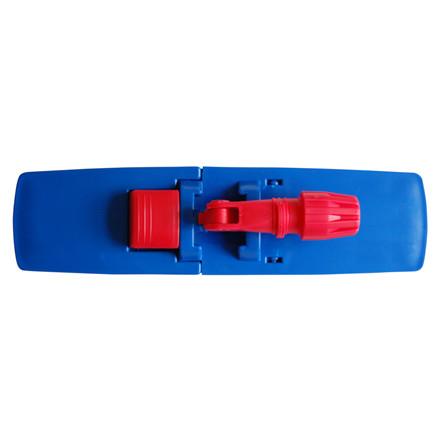 Fremfører, lommesystem, blå, 40 cm