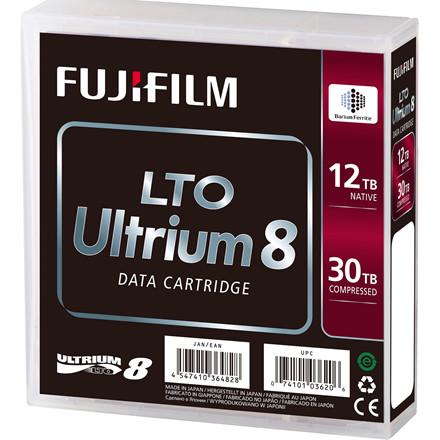 Fuji LTO 8 Ultrium 12-30 TB Standard Pack
