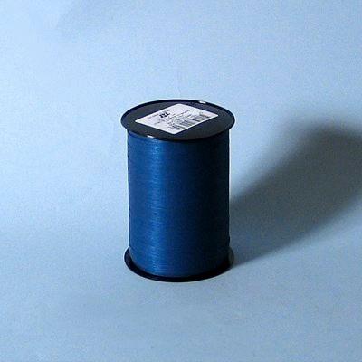 Gavebånd - i Mat marineblå 10 mm x 250 meter, 5 ruller i pakken,  nr. 01