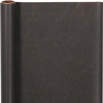 Gavepapir bredde 50 cm 60 gram mørk grå | 5 meter
