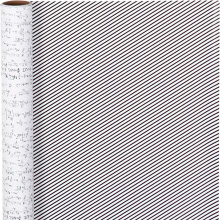 Gavepapir Paris bredde 50 cm 80 gram | 5 meter