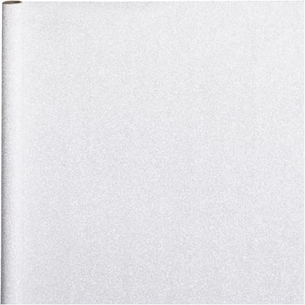 Gavepapir bredde 50 cm 80 gram sølv | 3 meter