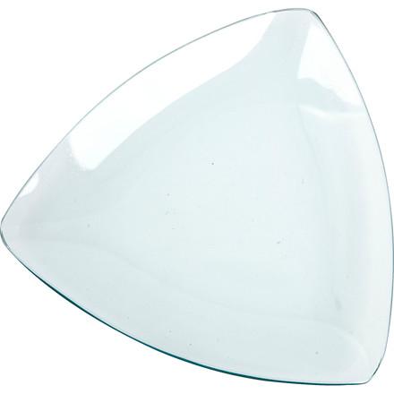 Glasfad diameter 19 cm - 12 stk.