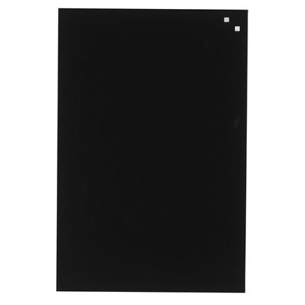 Magnettavle sort Naga | 40 x 60 cm