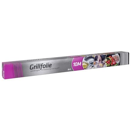 Grillfolie, 400 mm x 10 m, 15my