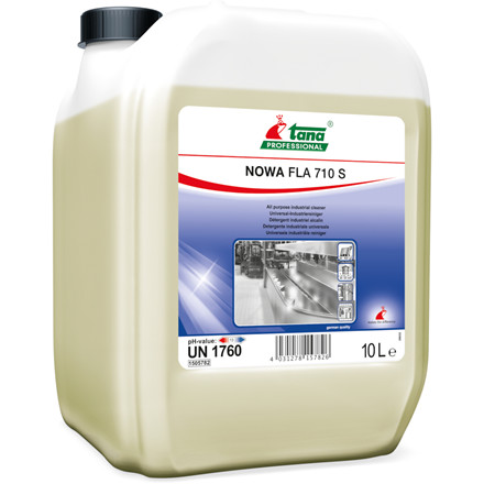 Grundrengøring, Tana NOWA FLA 710 S, alkalisk, 10 l
