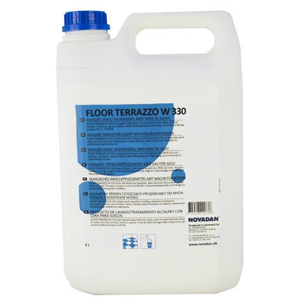 Novadan Floor Terrazzo W 330 - Gulvpleje med voks - 5 liter