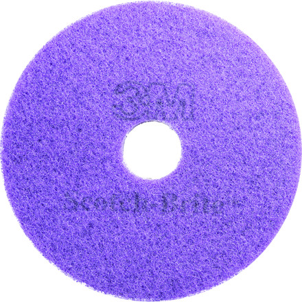 Gulvrondel, 3M, lilla plus, huldiameter 85 mm, 16 tommer