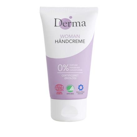 Håndcreme, Derma Eco Woman, 75 ml