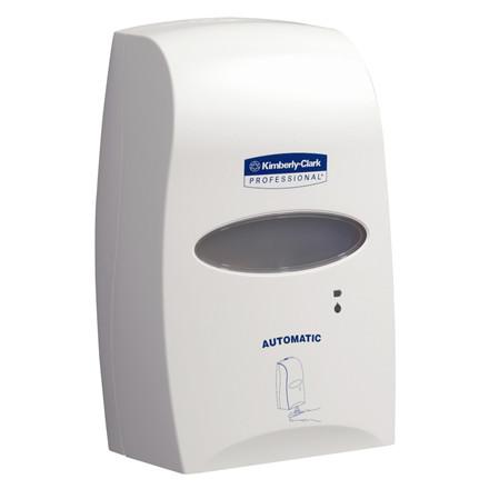 Håndfri dispenser, Kimberly-Clark, til skumsæbe, 1200 ml,