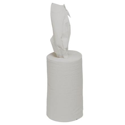 Håndklæderulle Neutral 1-lags uden hylse natur mini 20,50 cm | 110 meter