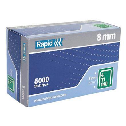 Rapid hæfteklammer Rapid 140/8 - 5000 stk i æske