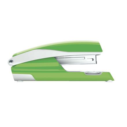 Hæftemaskine Leitz 5502 - lys grøn, hæfter op til 30 ark