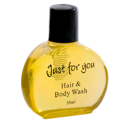 """Hair & Body Wash """"Just For You"""" 30 ml 