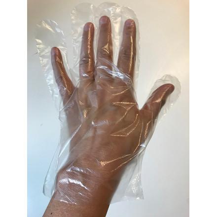 Handsker engangs M-L standard 100stk