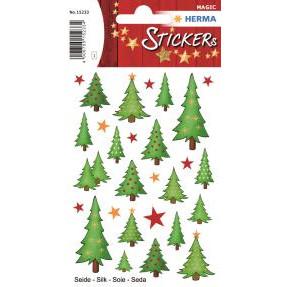 HERMA Herma stickers Magic juletræer (1)