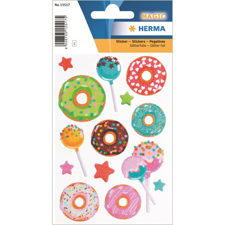 HERMA Herma stickers Magic Sweeties (1)