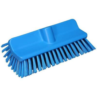 Hi-low børste, Vikan Hygiejne, medium, blå,  26,50 cm,