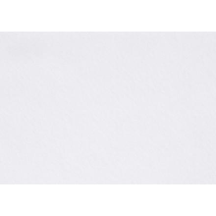 Hobbyfilt A4 21 x 30 cm tykkelse 1,5-2 mm hvid | 10 ark