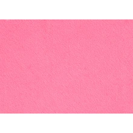 Hobbyfilt A4 21 x 30 cm tykkelse 1,5-2 mm pink | 10 ark