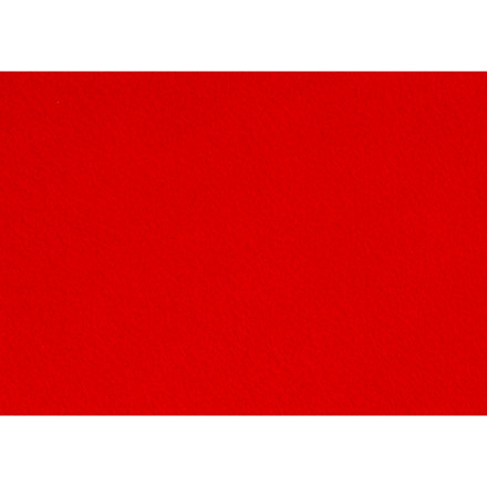 Hobbyfilt A4 21 x 30 cm tykkelse 1,5-2 mm rød | 10 ark