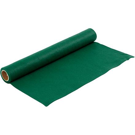 Hobbyfilt bredde 45 cm tykkelse 1,5 mm | grøn 1 meter
