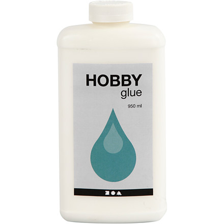 Hobbylim - Hobby Glue 950 ml