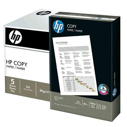 HP Kopipapir A4  - 80 gram - 500 ark