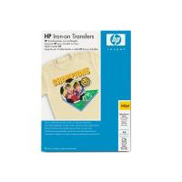 HP - A4 Iron-on t-shirt transfers 170 gram - 12 ark