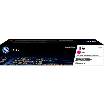 HP CLJ 117A Magenta LaserJet Toner Cartridge 700page