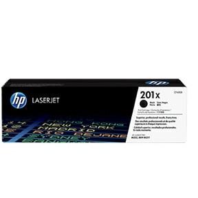 HP Color LaserJet 201X black toner