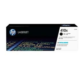 HP Color LaserJet 410X black toner cartridgehigh capacity