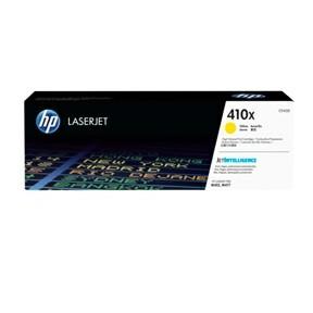 HP Color LaserJet 410X yellow toner cartridgehigh capacity