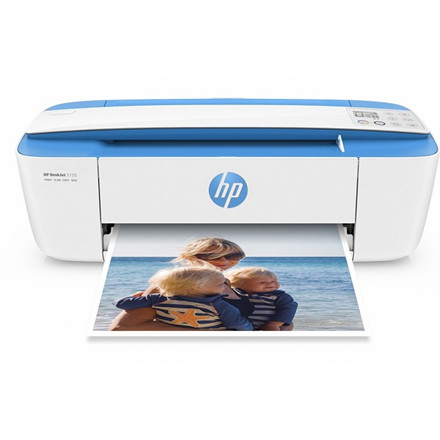 HP Deskjet 3720 AiO printer blue