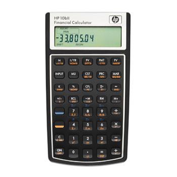 Finansiel lommeregner - HP 10BII+