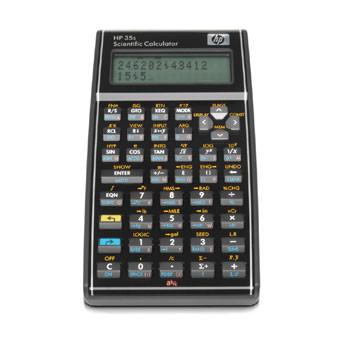 Lommeregner HP 35S - Videnskabelig