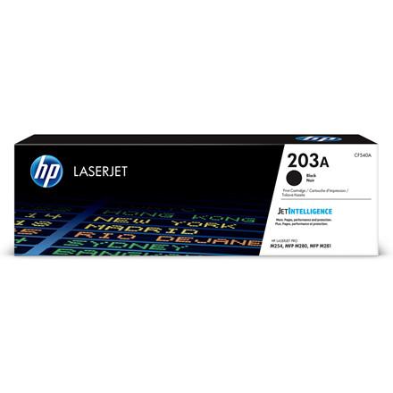 HP LaserJet 203A black toner