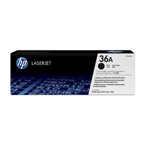 HP LaserJet 36A black toner