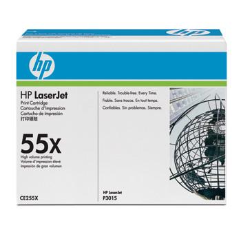 HP LaserJet 55X black toner high capacity