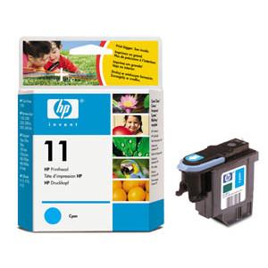 HP No11 cyan printhead