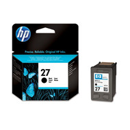 HP No27 black ink cartridge