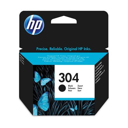 HP No304 black ink cartridge