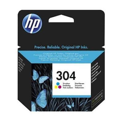 HP No304 colour ink cartridge