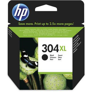 HP No304XL black ink cartridge